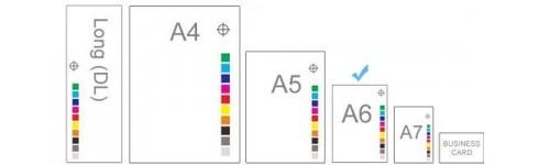 A6 Leaflets (105 x 148mm)
