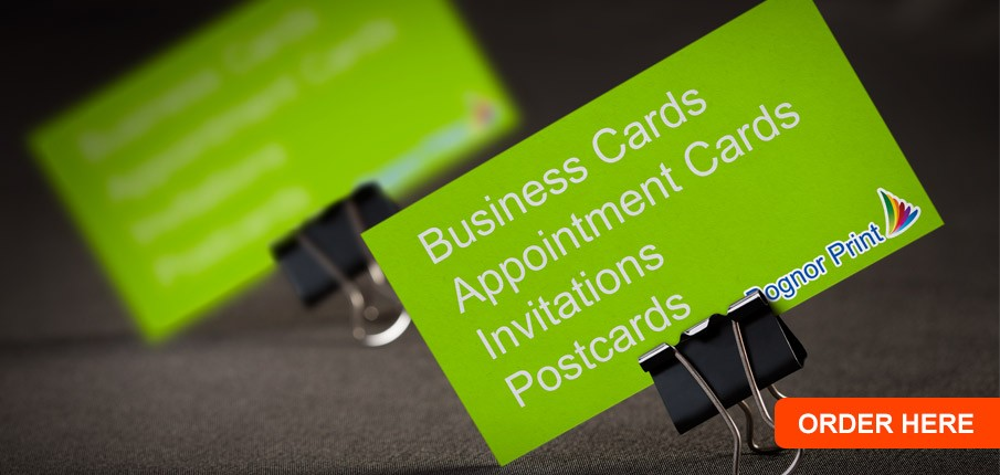 Business Cards, Invitation Cards